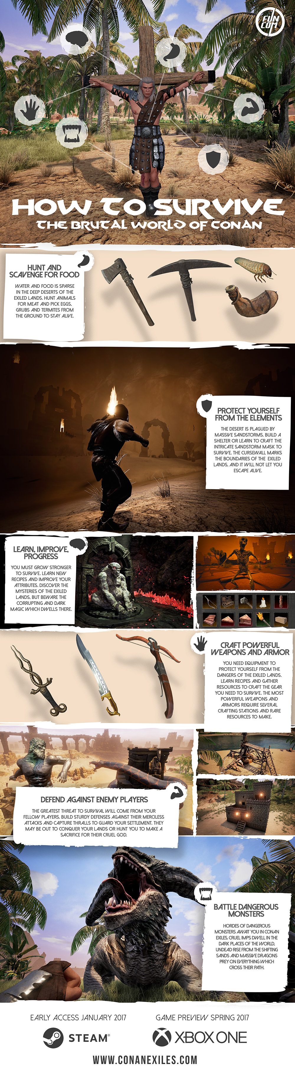 Dev blog 4 can you survive in conan exiles conan exiles post navigation forumfinder Images