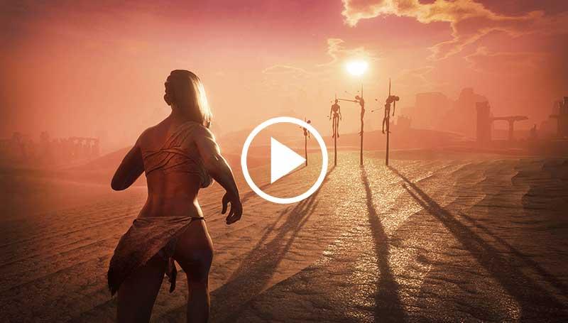 Скачать Игру Conan Exiles Через Торрент На Русском - фото 8