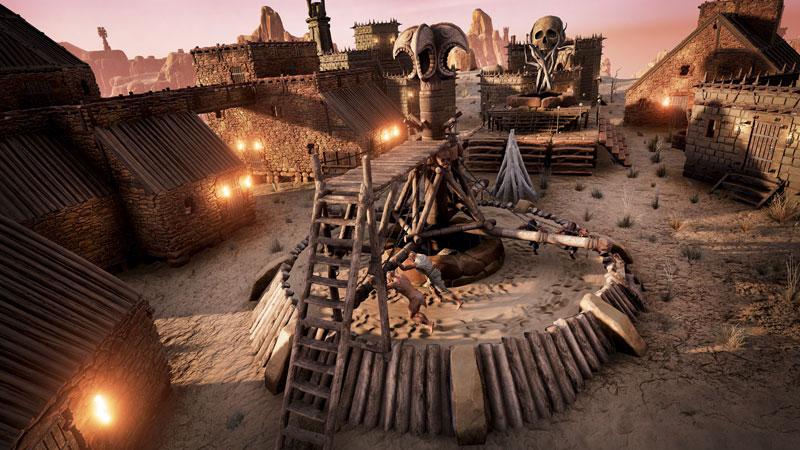 Dev blog #12: Create your army of Thralls - Conan Exiles