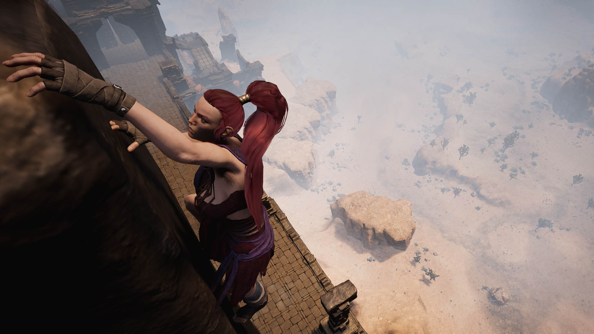 Kletterausrüstung Conan Exiles : Update u kletter und erkundungssystem conan exiles