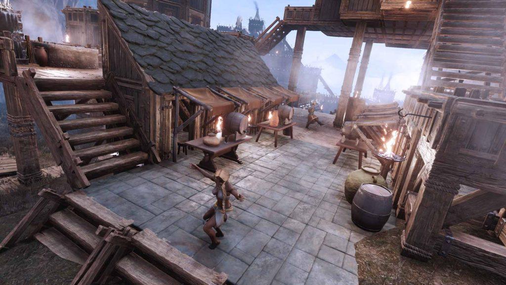how to build pyramid buildings in conan exiles