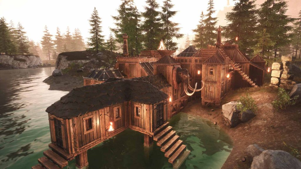 Update 31 – Gear up your thralls and enjoy new building