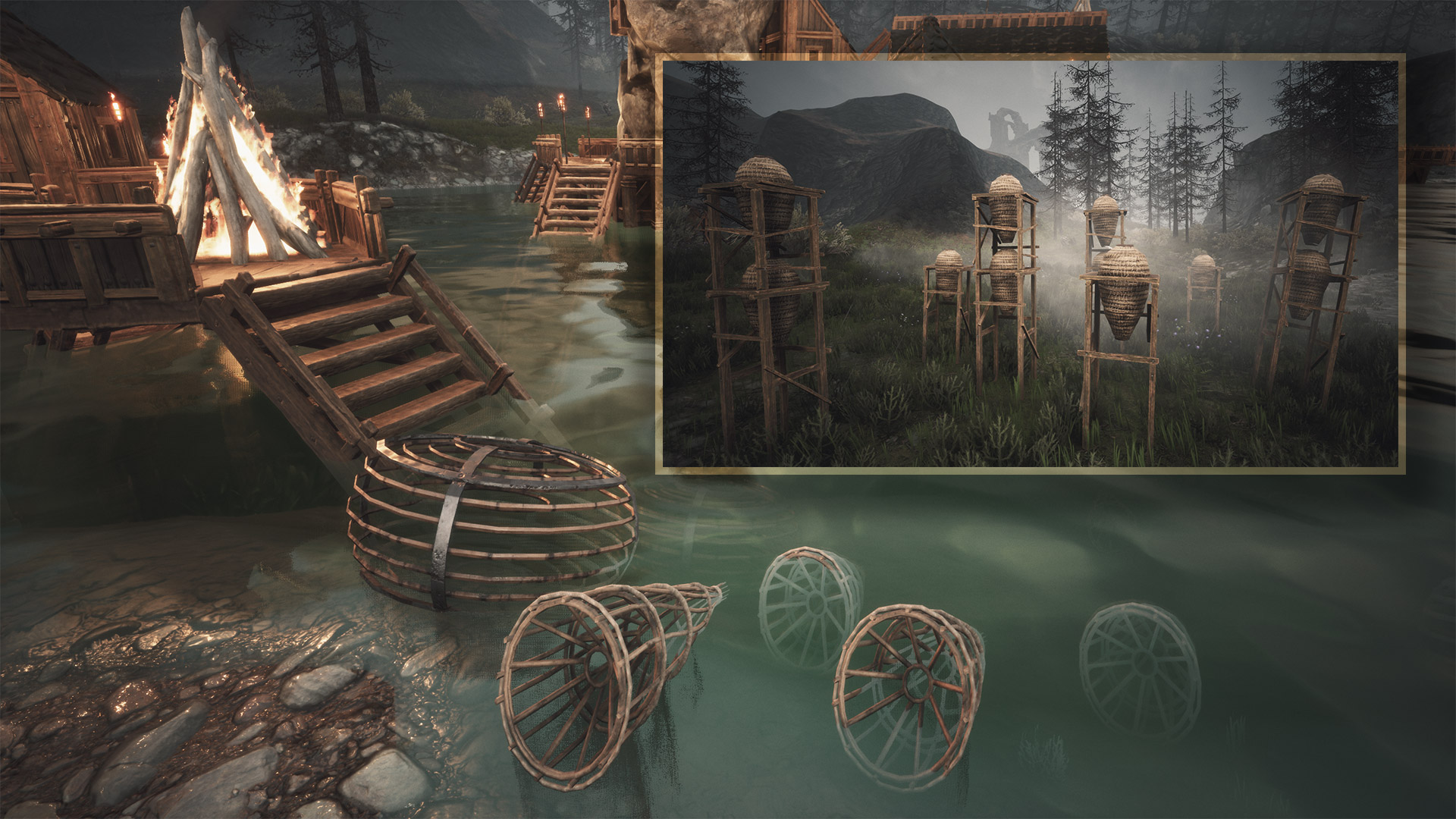 Dev blog 18 eat and drink to your hearts content conan exiles here are a couple of examples for some of the more complex things you can make forumfinder Image collections