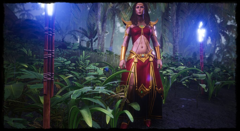 In-Game Screenshot Royal Armor