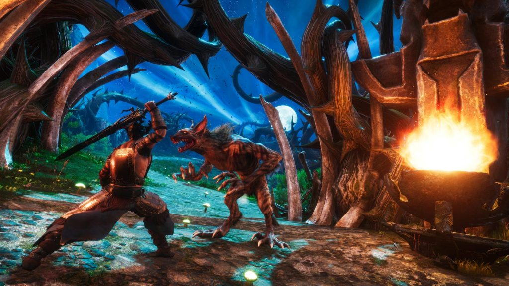 Conan Exiles update 34 Midnight Grove