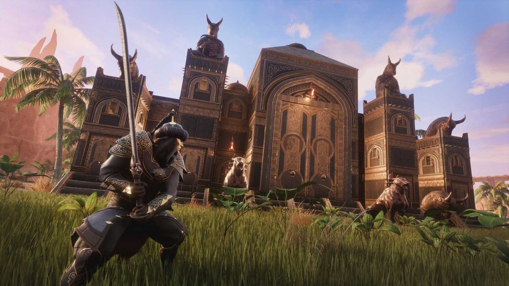 Treasures Of Turan Pack Now Available Conan Exiles